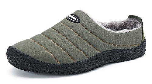 DAFENP Zapatillas de Casa para Hombre/Mujer