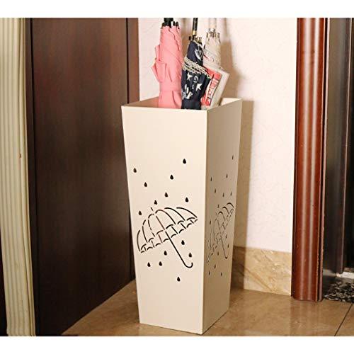LXRZLS El Paraguas Metal bastón Caminar diseño Tradicional
