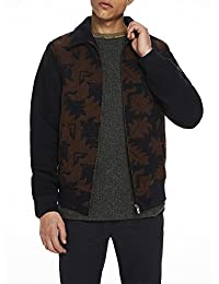 Scotch & Soda Men's Jacquard Wool Jacket