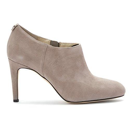 Michael Michael Kors Sammy Ankle Boot Daim Bottine Pearl Grey