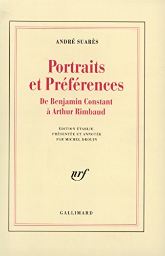 Âmes et Visages, II:Portraits et Préférences
