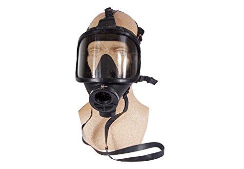 Unbekannt NATO Schutzmaske Panorama schwarz neuwertig