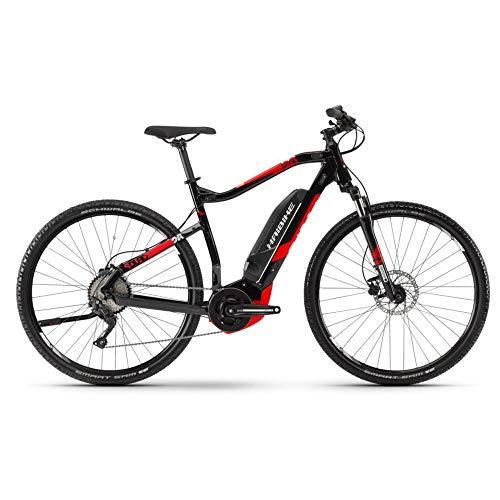 Haibike Sduro Cross 2.0 - Bicicleta eléctrica (29 Pulgadas, 500 WH, Shimano Deore, 10 velocidades, Talla L)