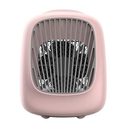 CattleBie Refrigerador de Aire Mini USB de Escritorio del hogar Pequeño Refrigeración Aire Acondicionado...