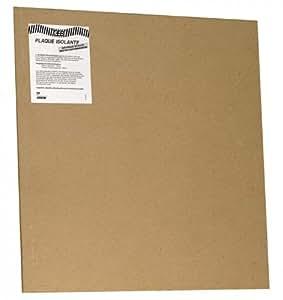 plaque d 39 isolation thermique et protection au feu 500 mm. Black Bedroom Furniture Sets. Home Design Ideas