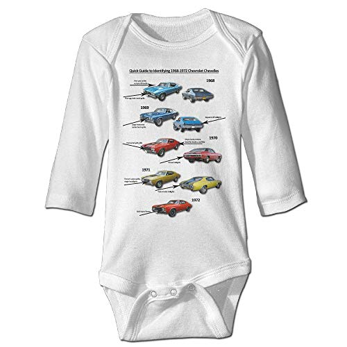 SDGSS Babybekleidung Chevelle Baby Onesie Toddler Clothes Outofits Carters 5 Pack Onesies