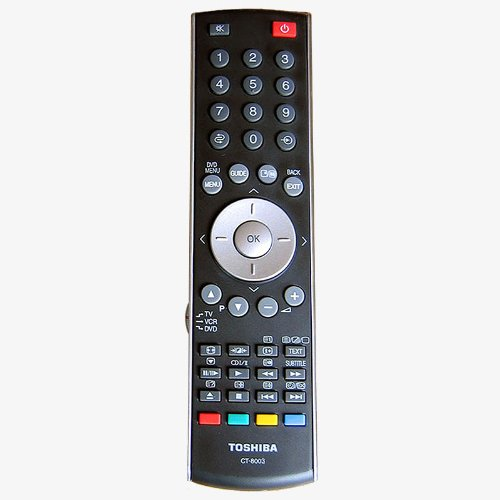 NEW GENUINE ORIGINAL TOSHIBA TV REMOTE CT-8003 CT-8002 CT8003 CT8002