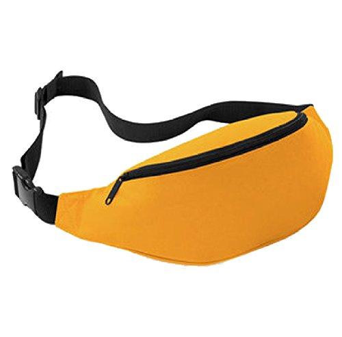 Multifunktionale Outdoor Fitness Sporttaschen Mehrfarbig Yellow