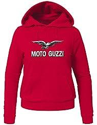 Moto Guzzi New Moto Guzzi For Ladies Womens Hoodies Sweatshirts Pullover Outlet