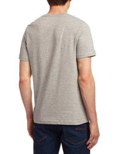 Hanes Herren T-Shirts , Crew Grau - Grey