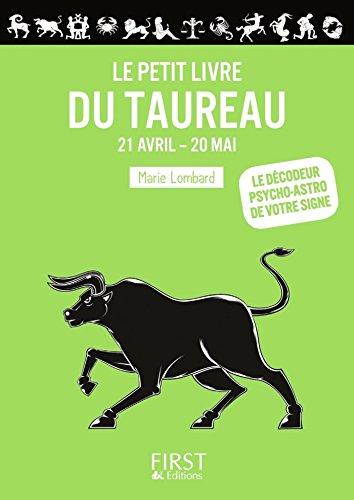 Le Petit Livre du Taureau par Marie LOMBARD