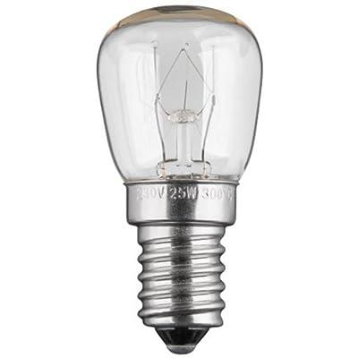 Backofenlampe E14, 25W, 230V AC von ALCASA bei Lampenhans.de