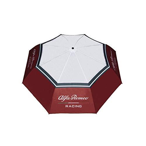FCA Faltbarer Regenschirm Alfa Romeo F1 Racing Farbe Rot Automatisch 6002350728