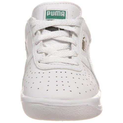 Puma Gv Special Kids Leder Turnschuhe weiß/weiß
