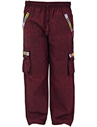 Amazon.es  Etnica - Pantalones   Hombre  Ropa 4fe35246e585