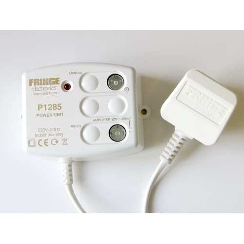 41tzY2wle7L. SS500  - Fringe P1285 12 V Masthead Amplifier Power Supply - White