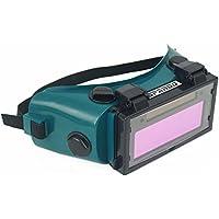 Oscurecedor Gafas de soldadura Casco Auto Spargo Máscara LCD Gafas solares Soldador gas lentes Protección de los ojos