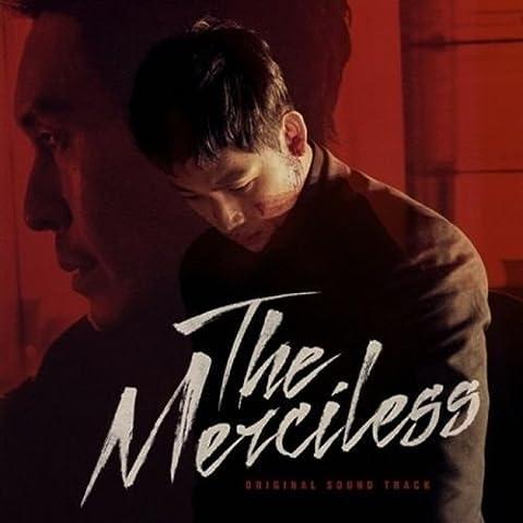 The Merciless OST 2017 Korean Movie Film CD+POSTCARD SLEEVE BOX+38P POST CARDZE:A Im Siwan,Seol Kyunggu Sealed
