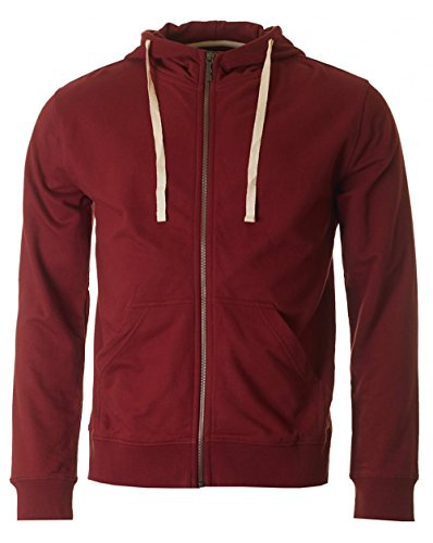 nudie-jeans-elvin-light-zip-through-hooded-sweat-small-red