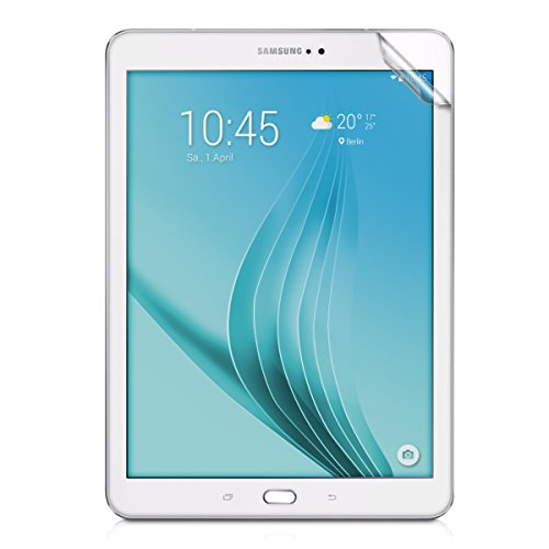 kwmobile Samsung Galaxy Tab S2 9.7 Folie - Full Screen Tablet Schutzfolie für Samsung Galaxy Tab S2 9.7 entspiegelt
