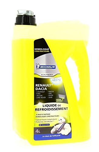 Michelin 009205 Liquide de Refroidissement 4L homologué Renault