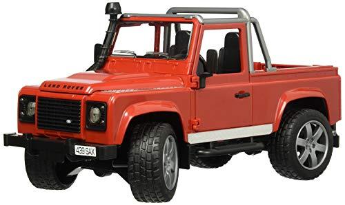 Bruder 2591 - Land Rover Defender Pick...