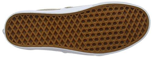 Vans 59, Baskets Basses Homme Beige (C/yellow)