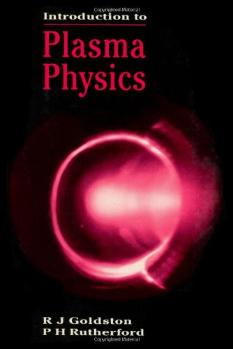 Introduction to Plasma Physics (Plasma Physics Series)