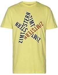 Zimtstern Herren T-Shirt TSM Typestar Men