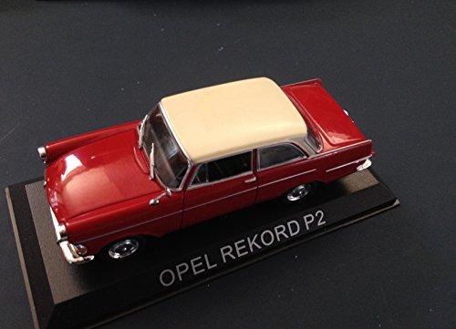 opel-rekord-p2-voiture-miniature-1-43-ixo-ist-legendary-car-auto-b36