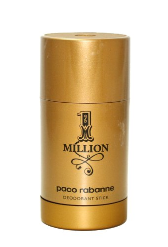 Paco Rabanne One Million homme, men, Deodorant Stick, 1er Pack (1 x 75 ml) (Alkoholfreie Deodorant)
