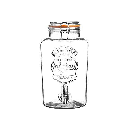 Kilner 0025.405 Transparente jarra - jarras (182 mm, 254 mm, 315 mm)