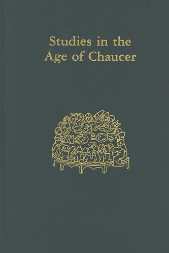 Studies in the Age of Chaucer, volume 18