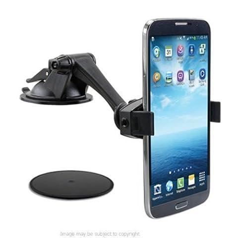 Arkon MG279 - Support Téléphone Portable Colant Pare Brise Pour Smartphones