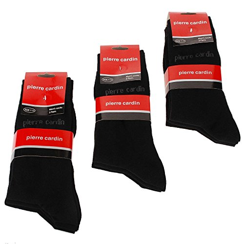 6-pairs-pierre-cardin-mens-socks-size-uk-95-11-eu-39-42-cotton-rich-socks-uk-95-11-eu-39-42