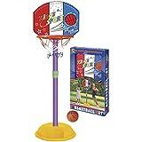 Tachan - Canasta de baloncesto con pie, 134 x 32 cm (CPA Toy Group 208811)