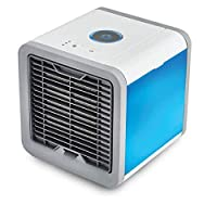 Personal Space Cooler Portable Mini Air Conditioner Device cool soothing wind for Home room Office Desk