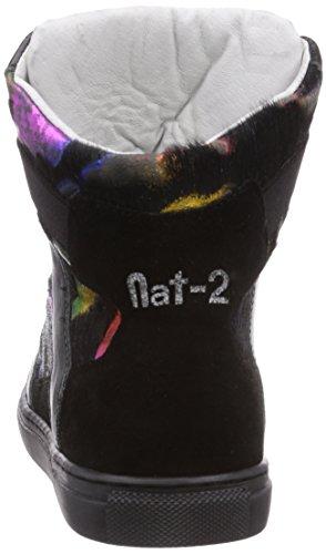 Nat-2  Quick 3, Sneakers basses femmes Multicolore - Mehrfarbig (white multi W)