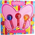 MARIAH CAREY LOLLIPOP BLING VARIETY by Mariah Carey Gift Set for WOMEN: 3 PIECE MINI VARIETY SET WITH LOLLIPOP BLING HONEY & LOLLIPOP BLING MINE AGAIN & LOLLIPOP BLING RIBBON AND ALL ARE EAU DE PARFUM .27 OZ ROLLERBALL MINIS by Mariah Carey