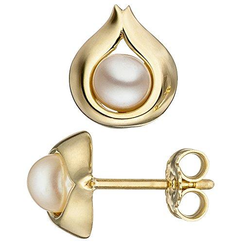 JOBO Weißgold 333, Perlen