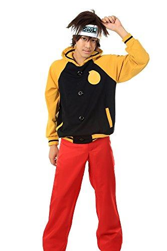 De-Cos Soul Eater Cosplay Costume Soul Eater Evans 1st Ver (Soul Kostüme Cosplay Eater)