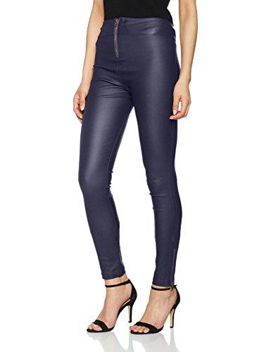 Cream Damen Belus- Katy fit Leggings, Blau (Royal Navy Blue 62701), 40 (Blau Royal Leggings)