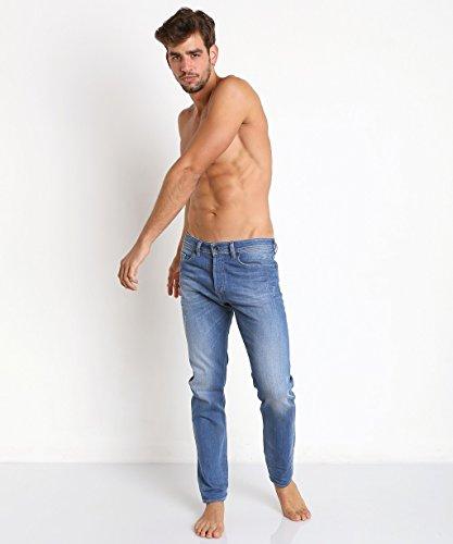 DIESEL Buster 0850J Jeans Blau