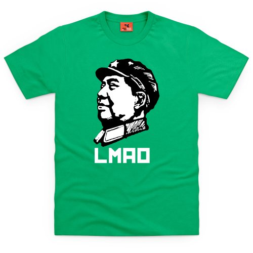 LMAO T-Shirt, Herren Keltisch-Grn