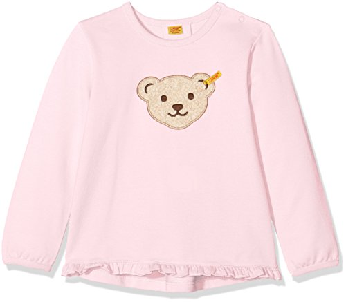 Steiff Collection Mädchen Sweatshirt 1/1 Arm 6832333, Rosa (Barely Pink 2560), 68
