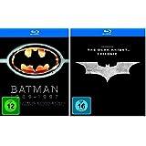 Batman Teil 1+2+3+4 Blu-ray Box + The Dark Knight Trilogie Blu-ray Box / Batman Set