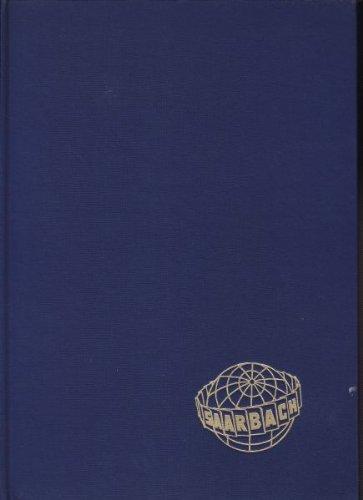 Achtzig Jahre 1887-1967. W. E. Saarbach. Export. Import. Zeitungen. Zeitschriften. Bücher.