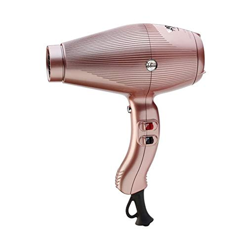 Gammapiu Secador aire Gold Rose secador Ultraligero 2200W 380gr