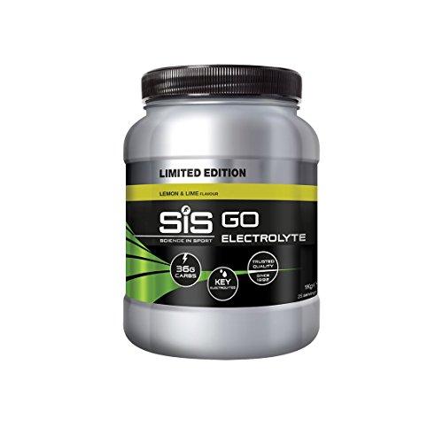 SiS GO Electrolyte 1000 g Lima-limón
