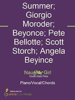 Naughty Girl par [Angela Beyince, Beyonce, Donna Summer, Giorgio Moroder, Pete Bellotte, Robert Waller, Scott Storch]